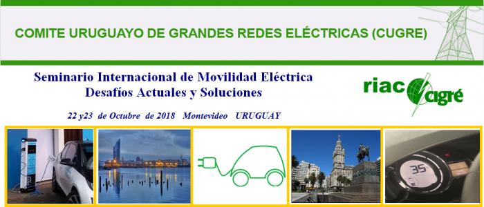 Seminario Internacional de Movilidad Eléctrica Desafíos Actuales y Soluciones